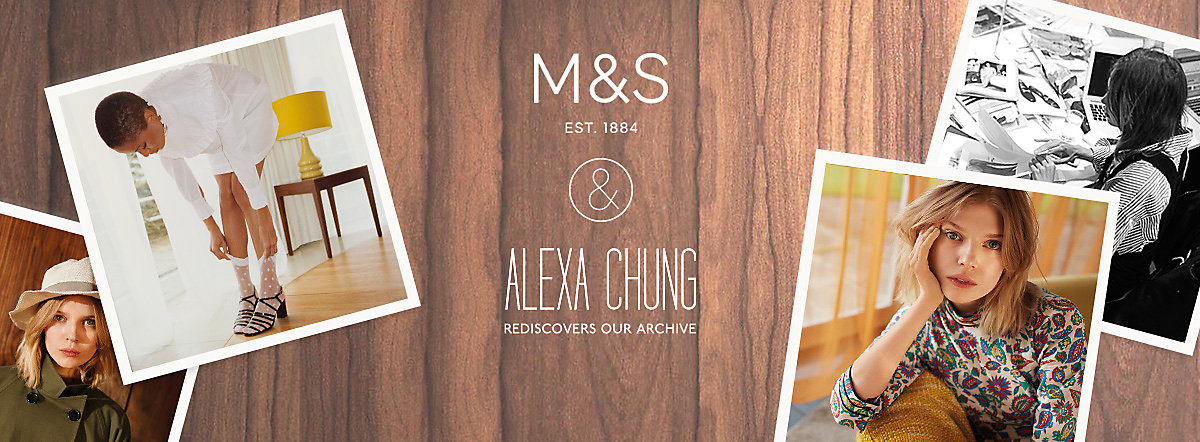 Archive by Alexa from Marks and Spencer