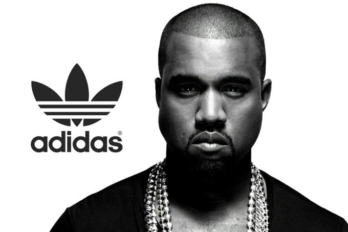 Kanye West and Adidas
