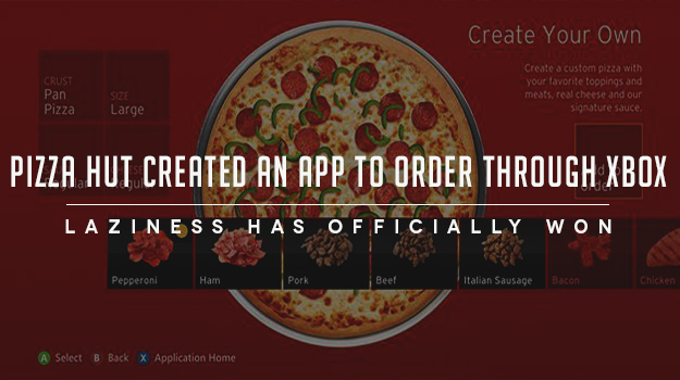 Pizza Hut Mobile App