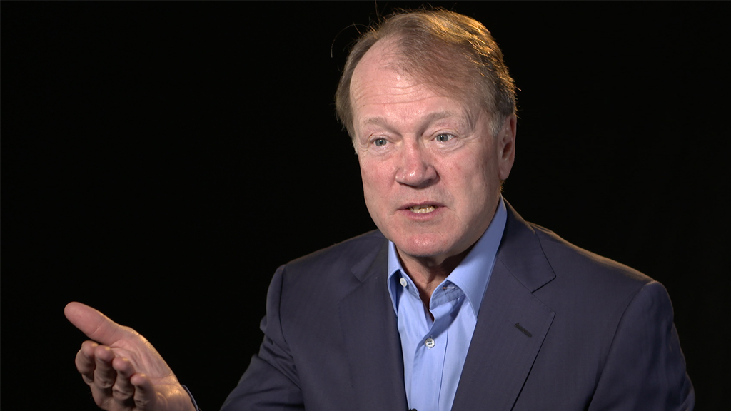 John Chambers recent interview